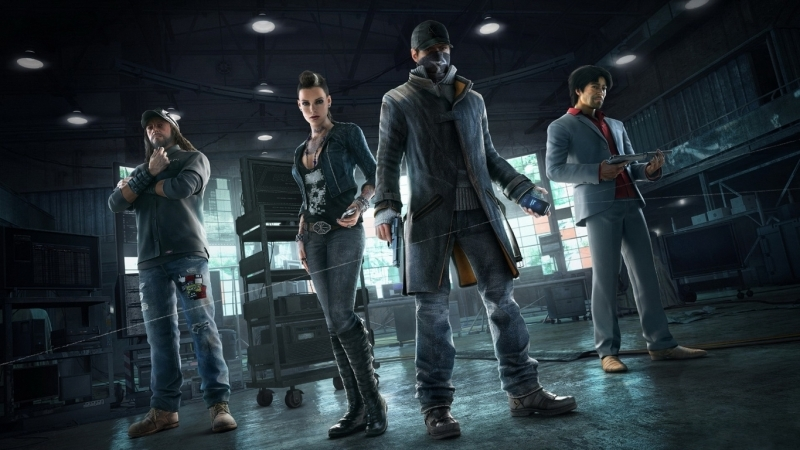 育碧预期《看门狗2》将成公司最畅销游戏