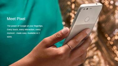谷歌Pixel手机销量400万台 远不及iPhone7一周销量