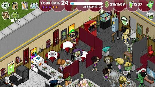 僵尸咖啡厅截图5