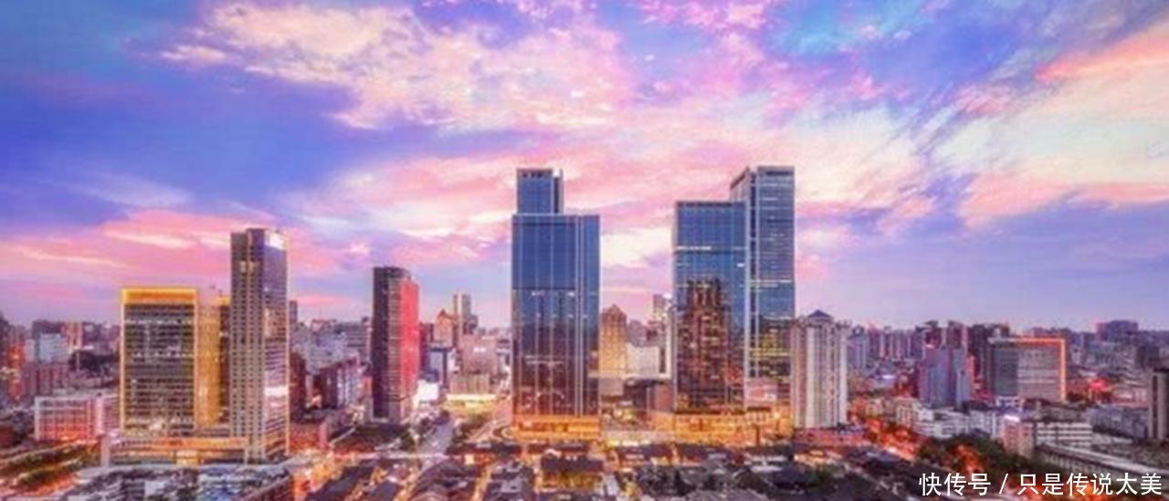 """我国最有""""爆发力""""的新一线城市,这个天府之国将成为世界级城市"""