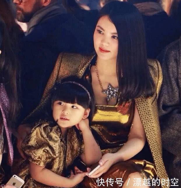 富养女儿李湘不算什么,孙俪的女儿,让你知道什么是真正的富养