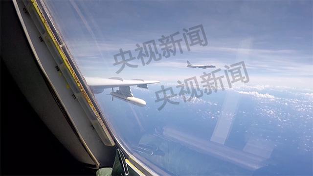 日媒称中国6架军机飞越宫古海峡:中国军方回应 - 一统江山 - 一统江山的博客