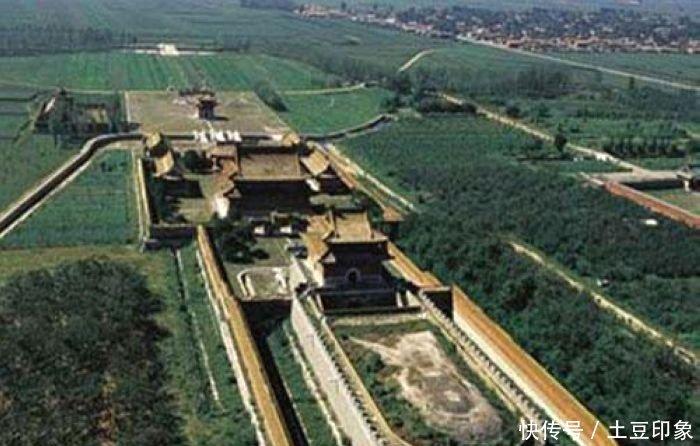 河北唐山清东陵:地下紫禁城,风水绝奇