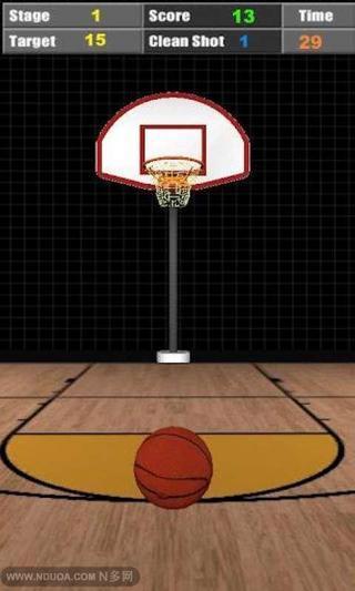 聪明的篮球 3D截图4