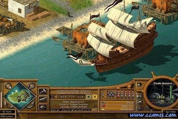 天堂岛2:海盗岛