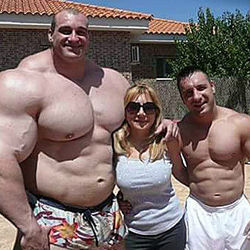 到底男人和女人谁的胸大