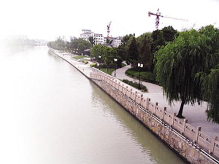 b世界标志性建筑-185 中国大运河