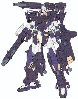 MSW-004赤隼高达装甲外装型