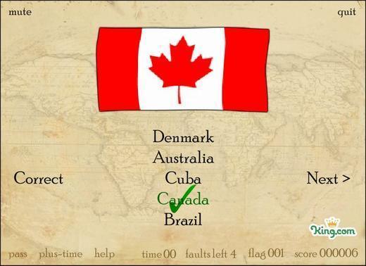 应用截图   游戏会显示很多国家的国旗,你要尝试找出正确的高清图片