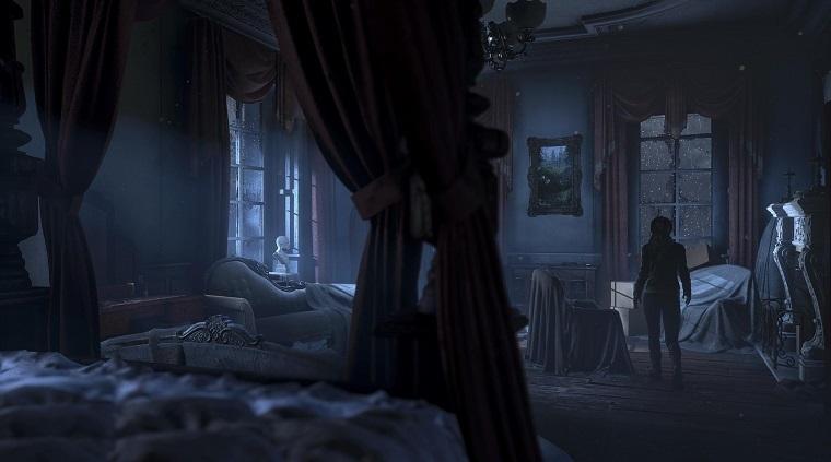 《古墓丽影:崛起》游戏画面