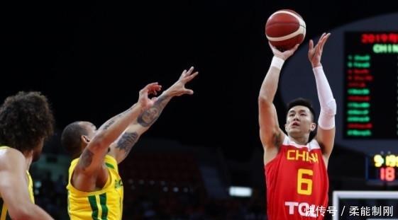 22分3助攻的郭艾伦,给中国男篮带来了一个坏消息