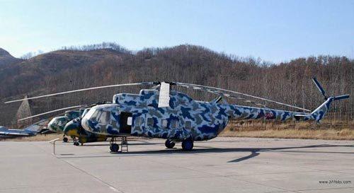 直-6直升机发展情况