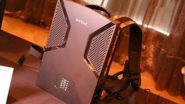 索泰推出VR GO背包设备 11月底面向全球发售