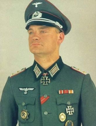 名前高级军官 德国二战军服详细图解 党卫军第一装甲师吧 百度贴吧