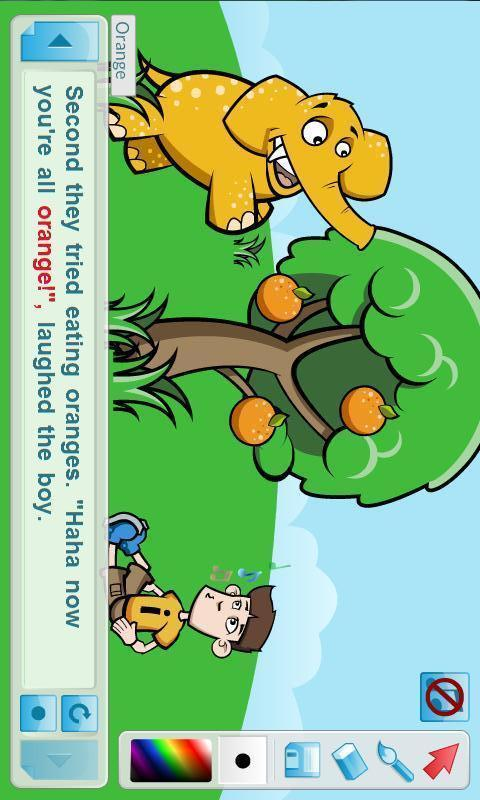 互动英文故事书1截图1