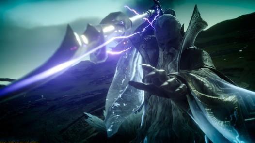 最终幻想15召唤兽