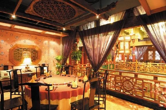 北京好吃的餐厅_北京昌平大宅门·迎祥商务度假酒店