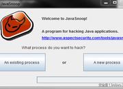 【技术分享】使用JavaSnoop测试Java应用程序
