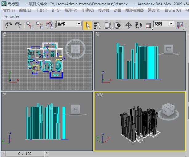为什么我的3D导入cad后会是这样的 360问答