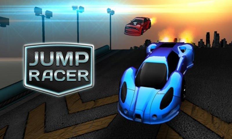汽车飞跃比赛 修改版截图3