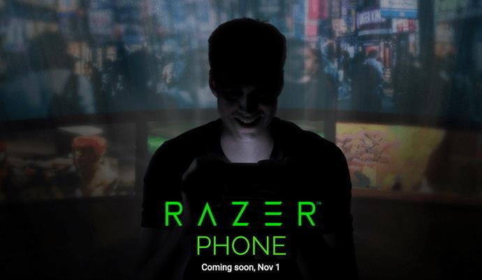 雷蛇手机配置参数曝光 骁龙835+8GB内存为游戏而生