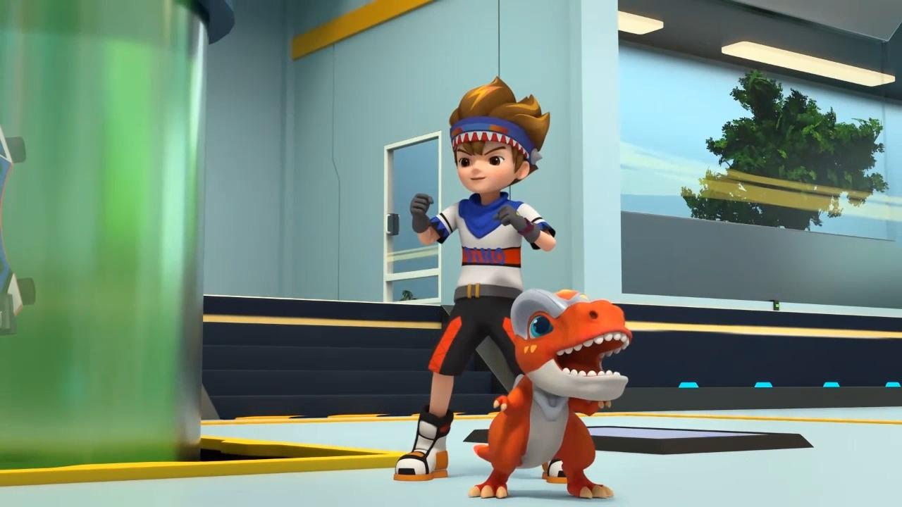 有心奇和霸王龙在!狩猎队别想抓走一只恐龙!