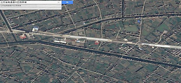 将谷歌地形图完美载入CAD地形图中tssd2015安装2008cad图片