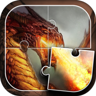 Dragon Jigsaw Puzzle Game