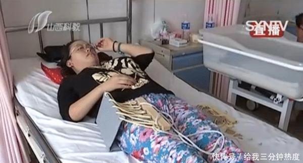 医生接生动作不当致女子顺产一个月不能下床,产妇:把我腿扳平了