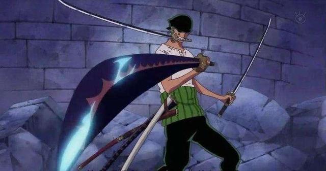 海贼王:世界最强的5位剑客!第一名完爆鹰眼,索隆垫底