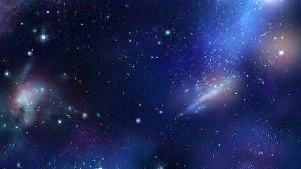 星星背景黑白图片素材