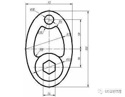 CAD图纸练习平面,需要的小伙伴请速收藏!继电器N5图纸夏利图片