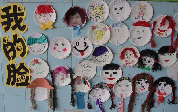 幼儿园庆国庆亲子手工作品有哪些