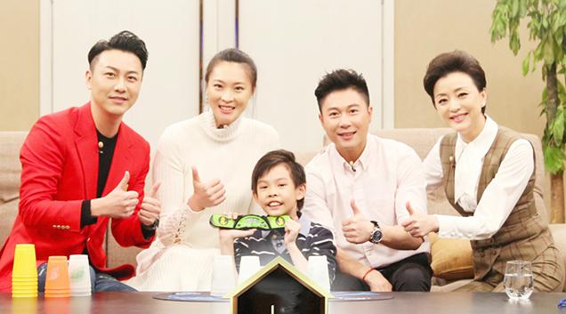 《你好!生活家》李小鹏、惠若琪世界冠军养成记