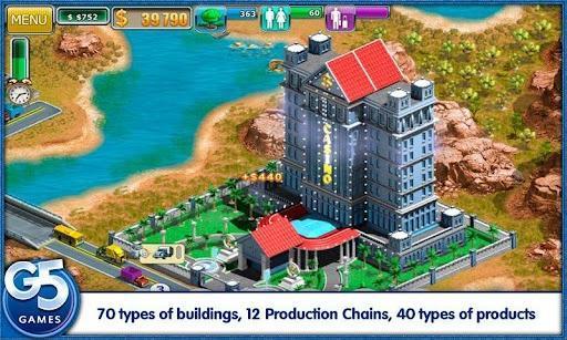 虚拟城市2之天堂度假村 Virtual City Paradise Resort截图4