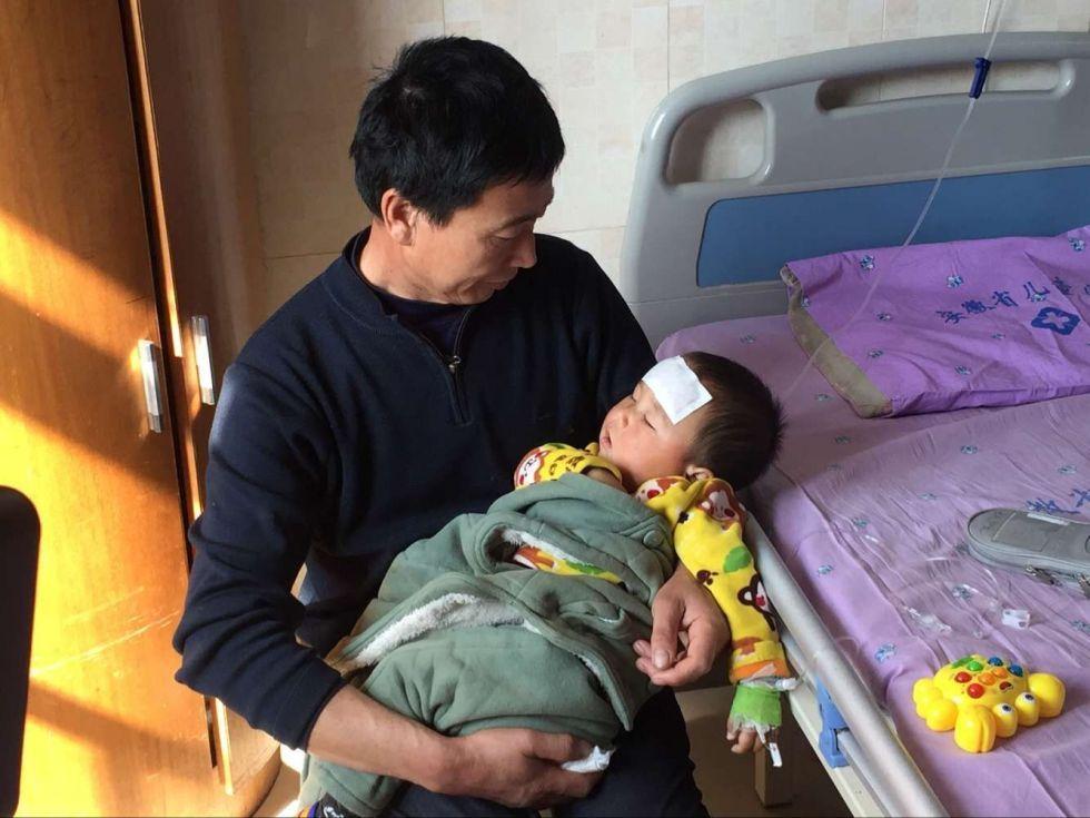 """北京安徽1岁男孩肚子疼 手术取出3斤重""""胎儿"""" - 妙康居士 - 妙康居士~晴樵雪读的博客"""