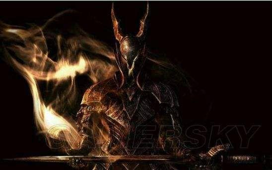 黑魂3 【黑骑士到底多强?】-黑骑士VS烟特骑士