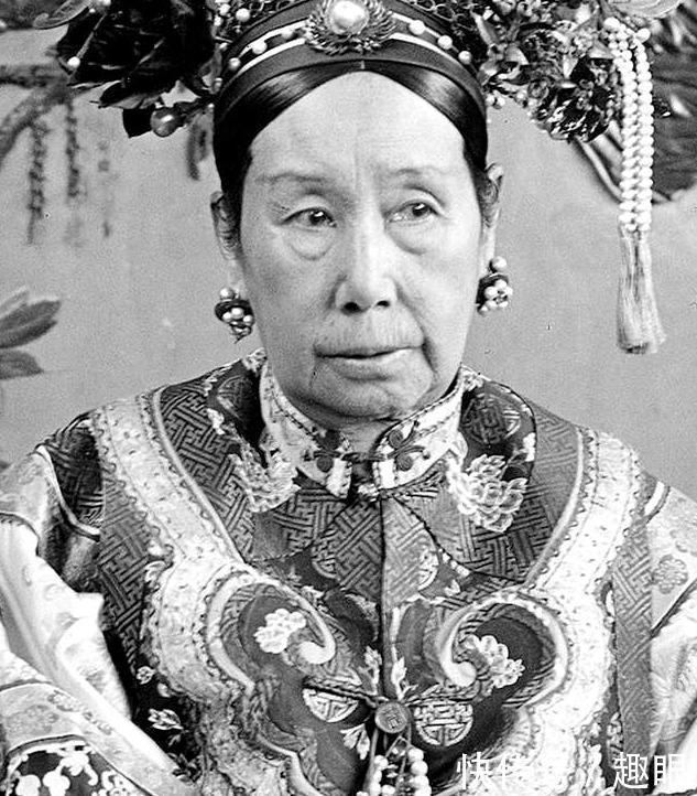 难看老照片:鸦片吸食1面色蕾尔表情包第三代克面部罕见,慈禧皇后细图片