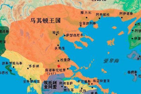 公元前334年开始的马其顿国王亚历山大大帝的远征图片