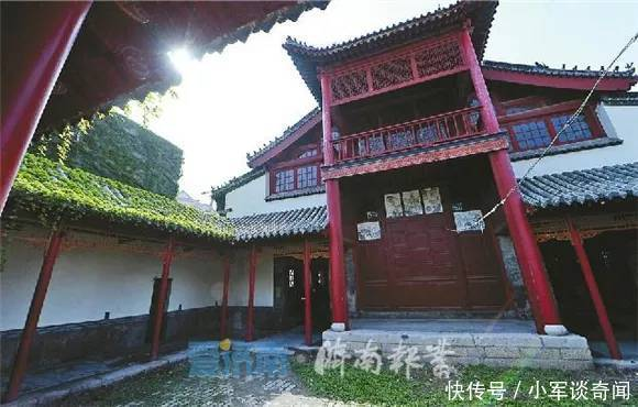 【热点】济南明府城文保征收项目一期房屋征收范围确定!
