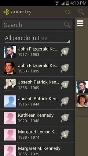 家谱树截图4