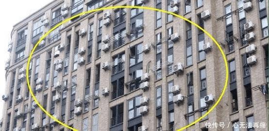 为什么日本空调外机都不挂墙上?没想到日本人这么聪明,我们该好好学学!