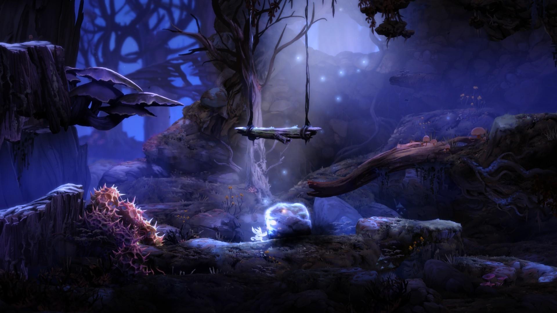 奥日与黑暗森林即将登陆PC平台