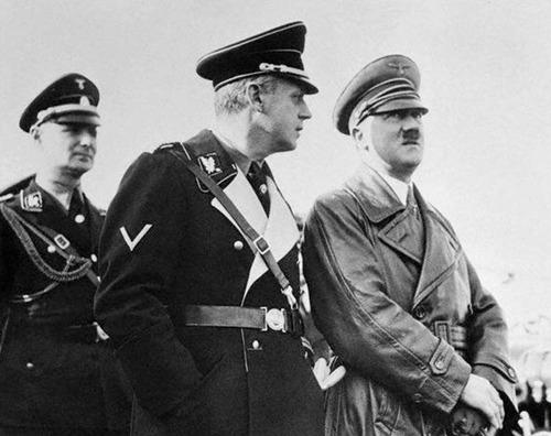 纳粹大佬吃软饭进上流社会,关键时丢下希特勒 -  - 真光 的博客