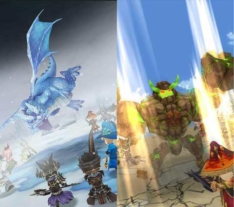 《光之女神与七魔兽》登陆双平台