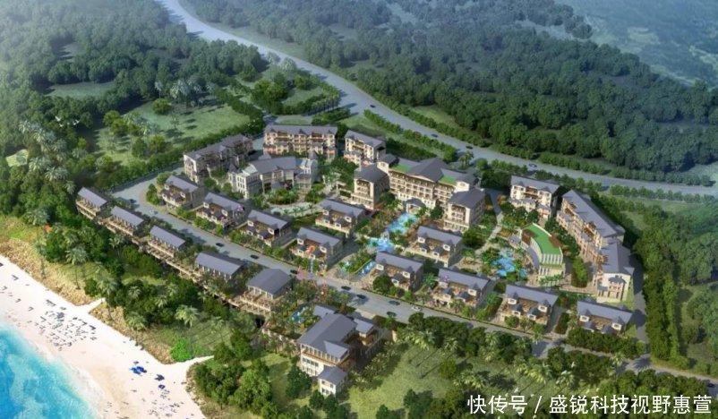 北海涠洲岛v酒店综合体预计8月完工酒店别墅广美食杭州密度低地址