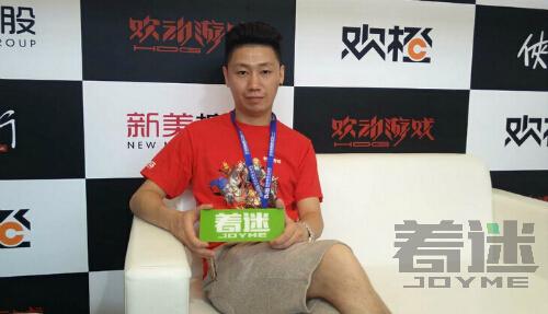 <b>Chinajoy着迷专访:欢动游戏运营总监范乐和 数款手游蓄势待发</b>