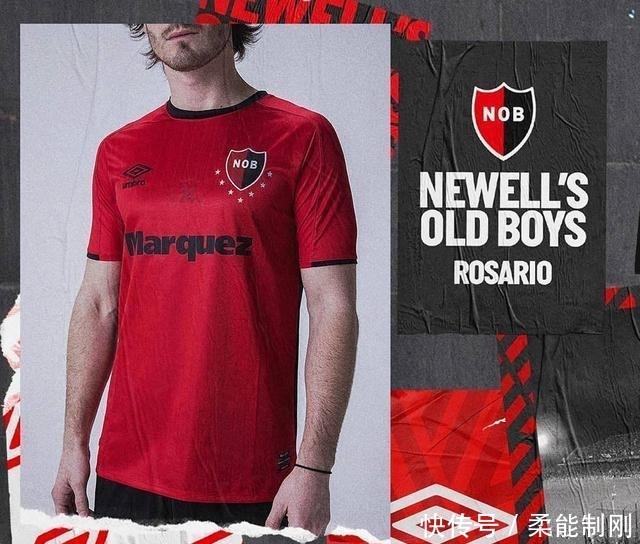 纽维尔老男孩发布2019/20赛季第二客场球衣