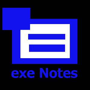 exe Notes