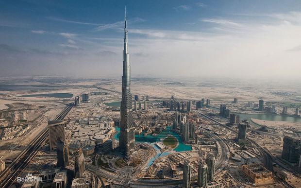 世界最高的楼是什么楼